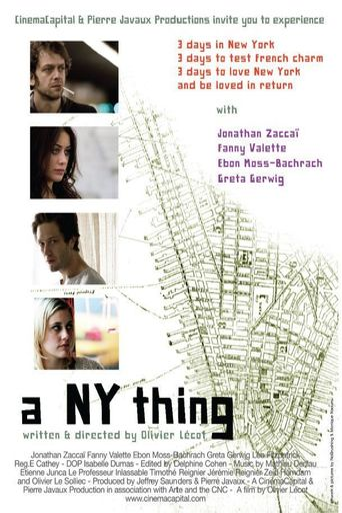 A NY Thing Poster