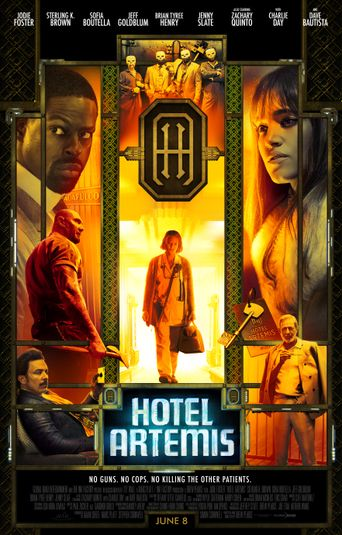 Watch Hotel Artemis