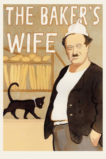 The Baker's Wife Poster
