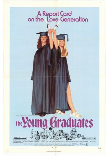 The Young Graduates Poster