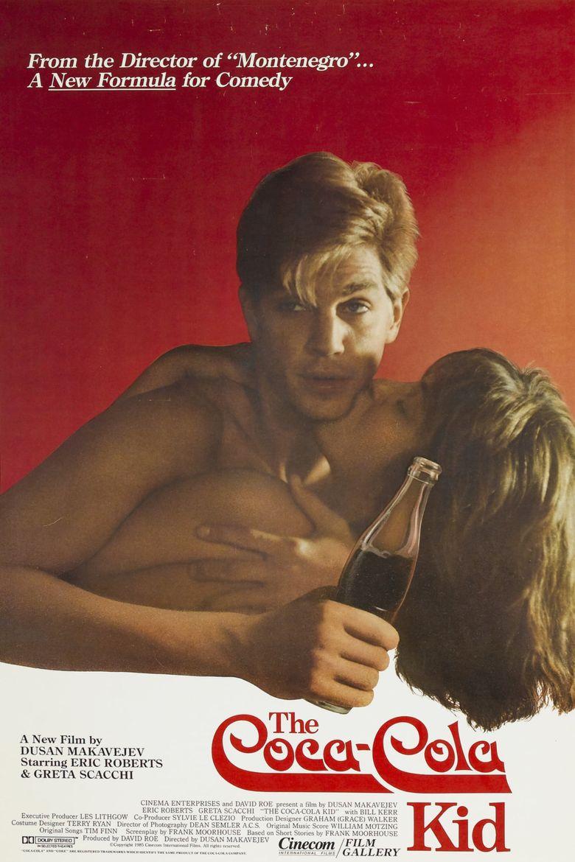 The Coca-Cola Kid Poster