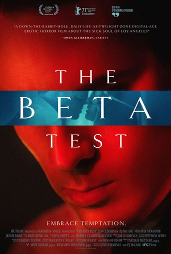 The Beta Test Poster