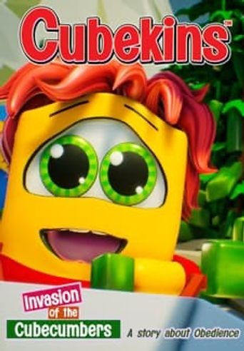 Cubekins: Invasion of the Cubecumbers Poster