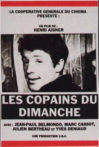 Les Copains du Dimanche Poster