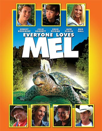 Everyone Loves Mel Poster