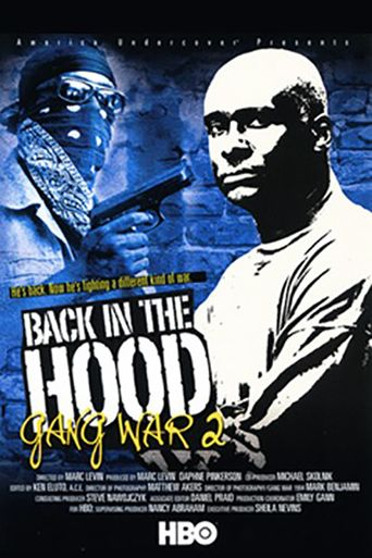 Back in the Hood: Gang War 2 Poster