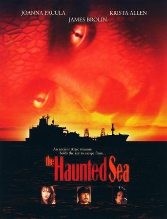The Haunted Sea Poster