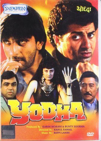 Yodha Poster