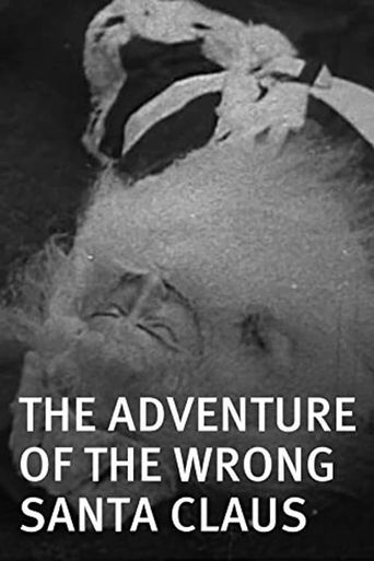 The Adventure of the Wrong Santa Claus Poster