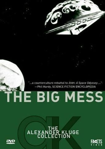 The Big Mess Poster
