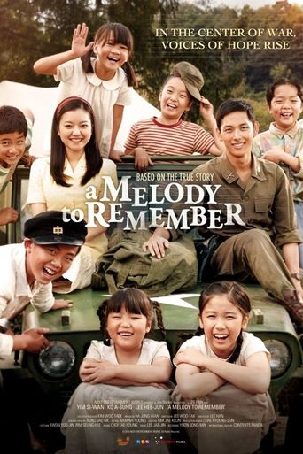 A Melody to Remember Poster