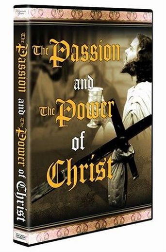 The Life and Passion of Jesus Christ Poster