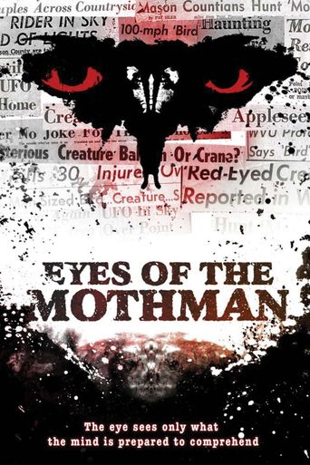 Eyes of the Mothman Poster