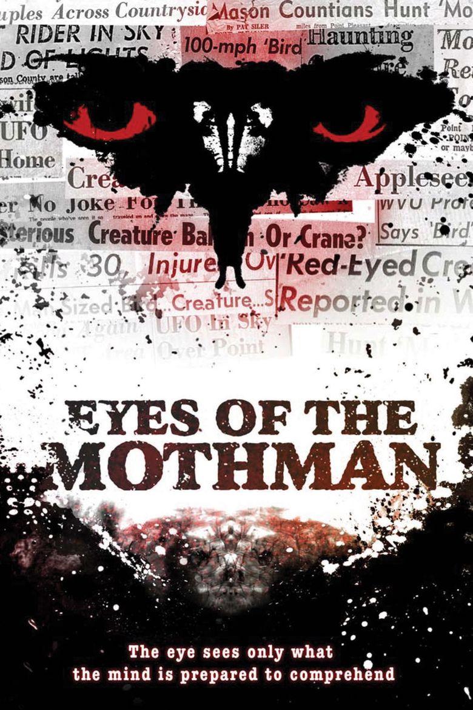Eyes of the Mothman Poster