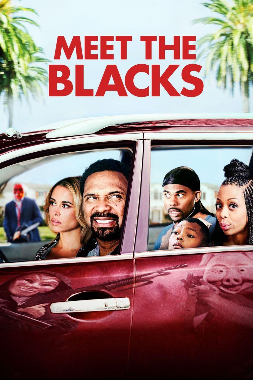 Meet the Blacks Poster