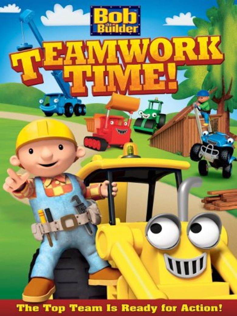 Bob the Builder: Teamwork Time Poster