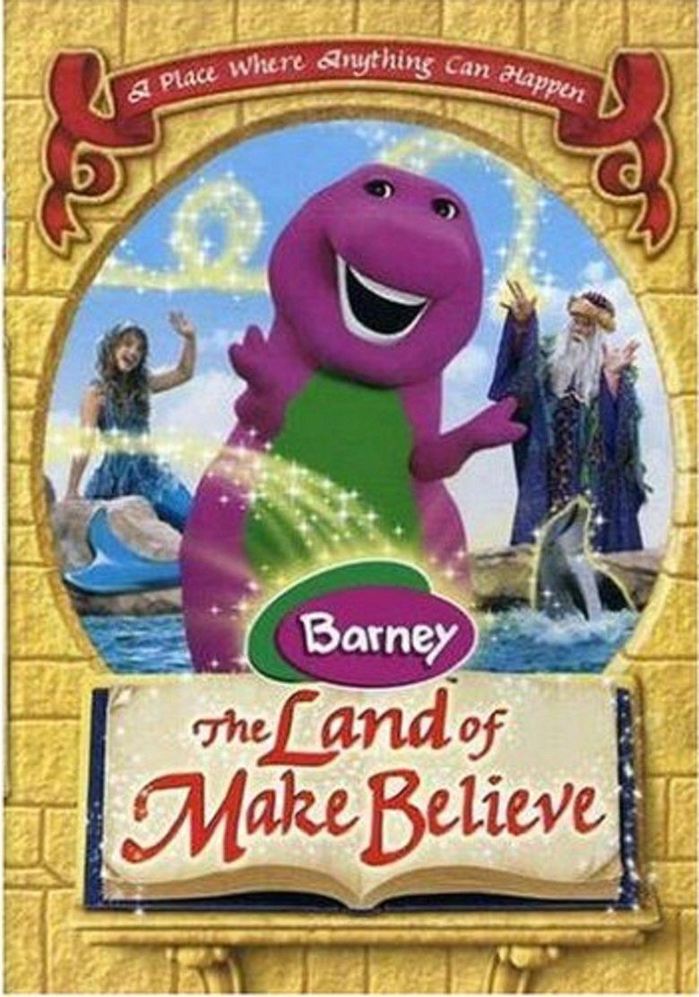 Barney: The Land of Make Believe Poster