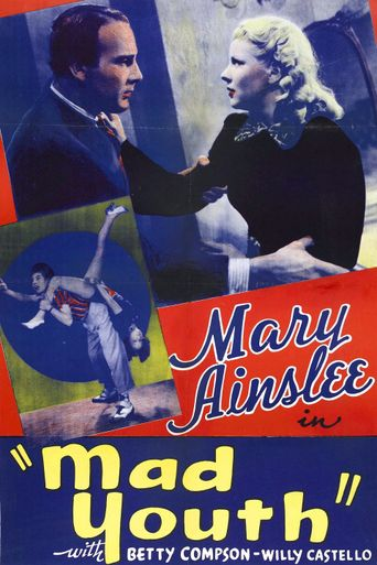 Mad Youth Poster