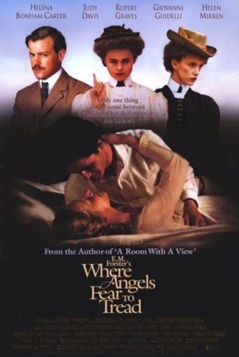 Where Angels Fear to Tread Poster