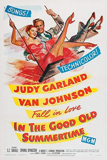 Watch In the Good Old Summertime