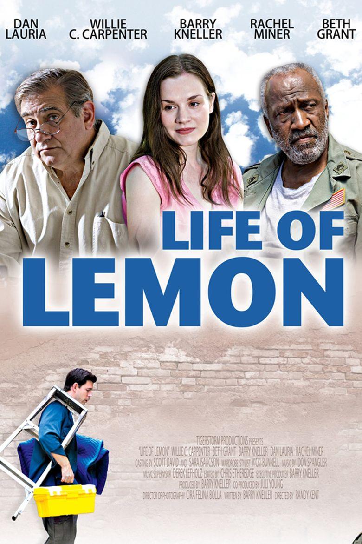 Life of Lemon Poster
