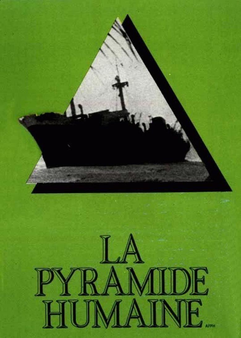 The Human Pyramid Poster