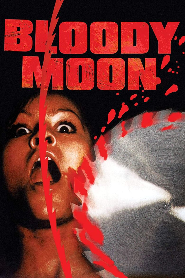 Bloody Moon Poster