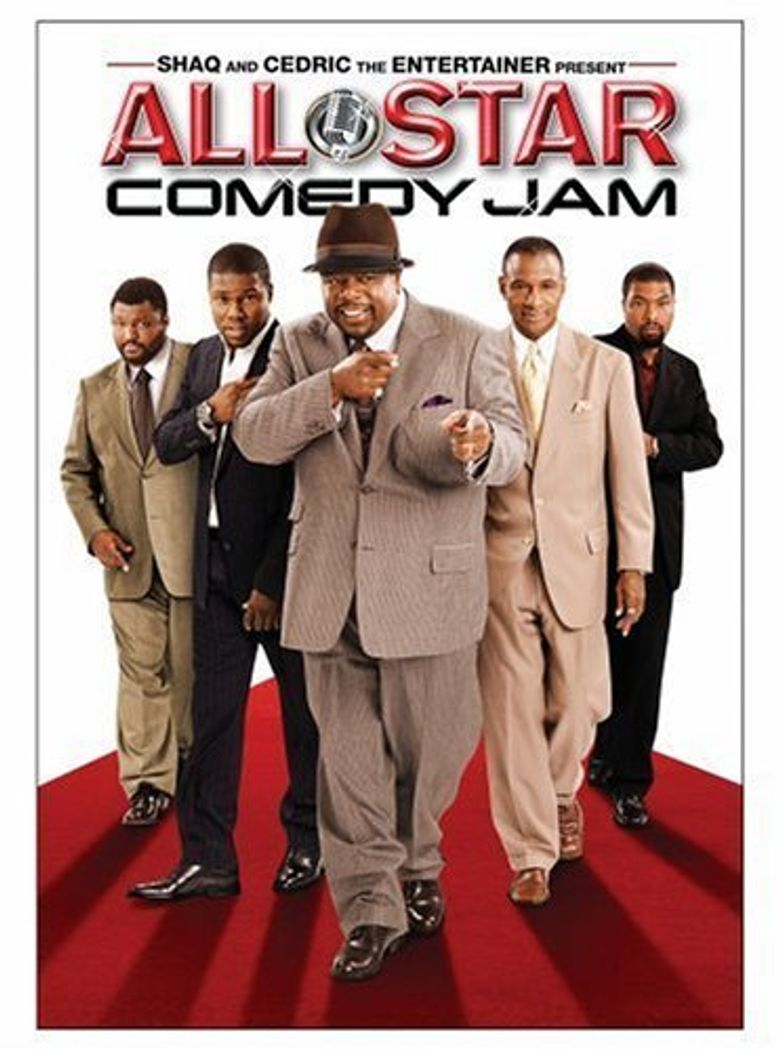 Watch All Star Comedy Jam