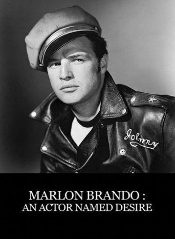 Marlon Brando, un acteur nommé désir Poster