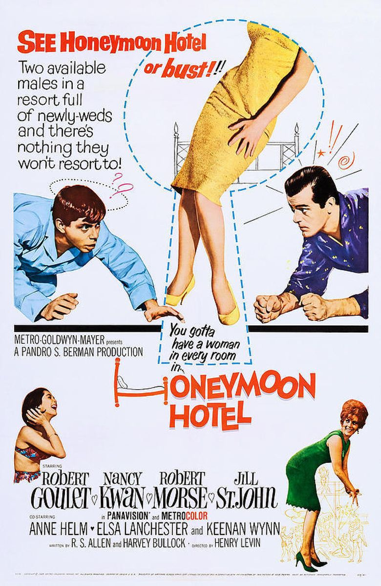 Honeymoon Hotel Poster