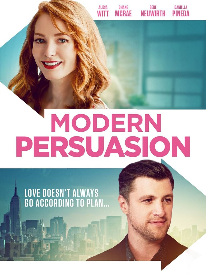 Modern Persuasion Poster