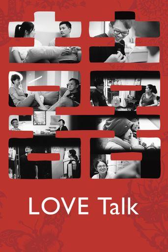 Love Talk Poster