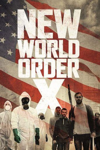 New World Order X Poster