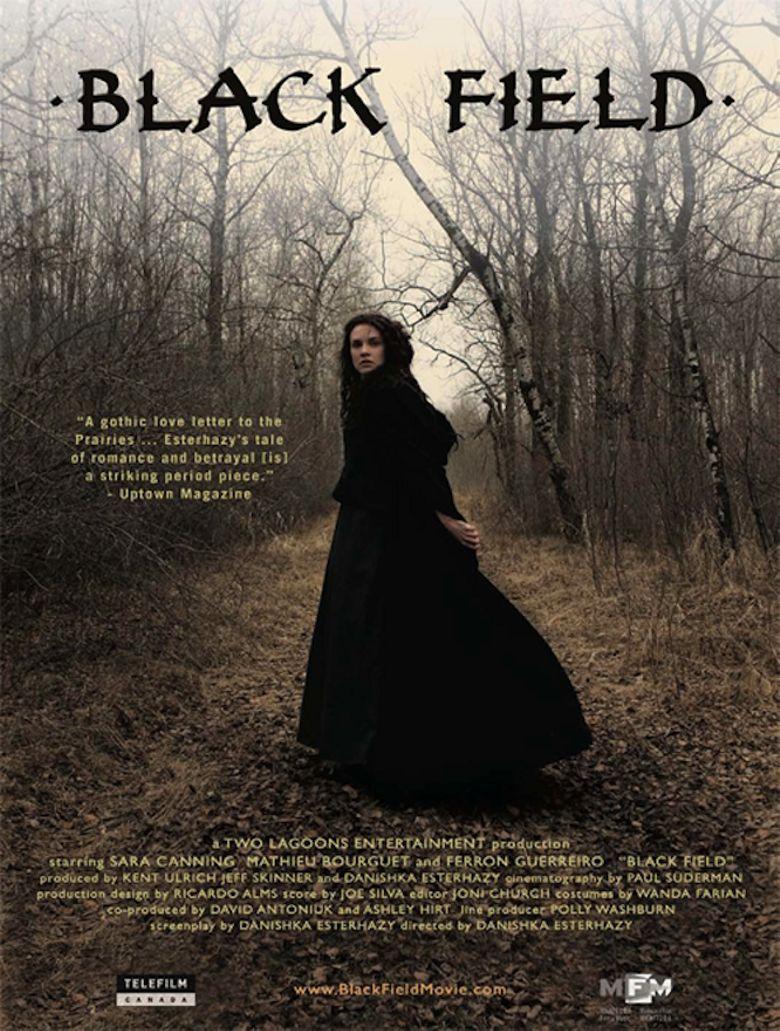 Black Field Poster