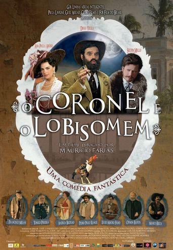 O Coronel e o Lobisomem Poster