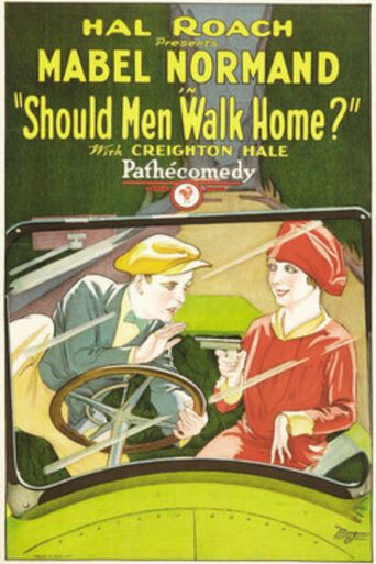 Should Men Walk Home? Poster