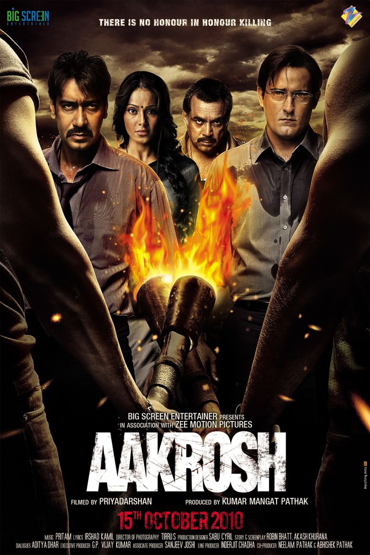 Aakrosh Poster
