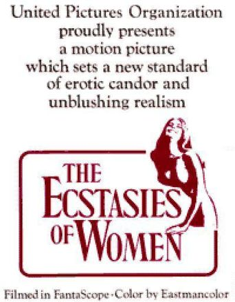 The Ecstasies of Women Poster