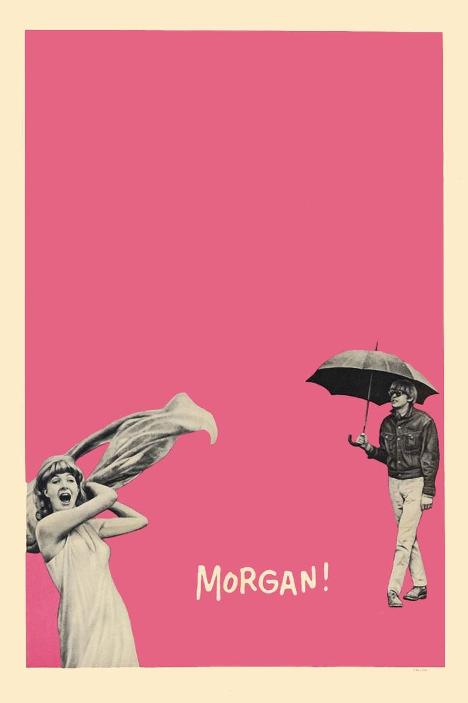 Morgan! Poster