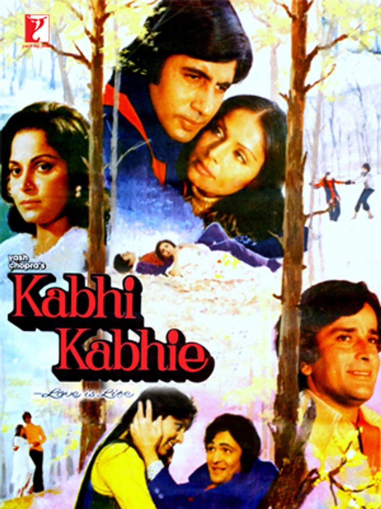 Kabhi Kabhie Poster