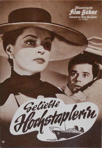Geliebte Hochstaplerin Poster
