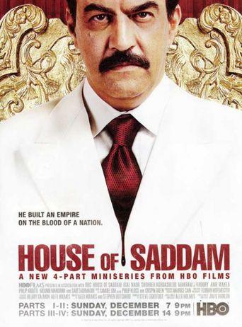 House of Saddam Poster