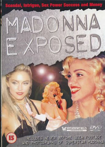 Madonna – Exposed Poster