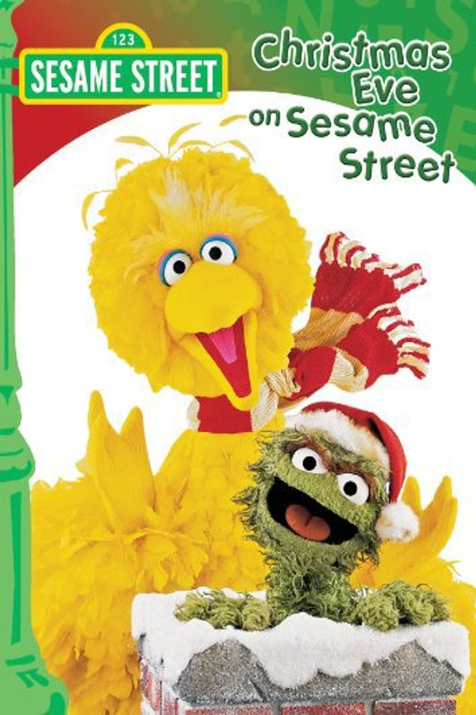 Christmas Eve on Sesame Street Poster