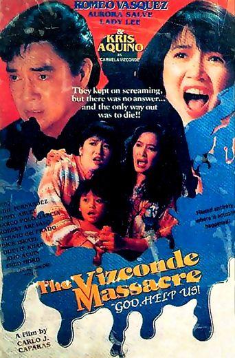 The Vizconde Massacre: God, Help Us! Poster