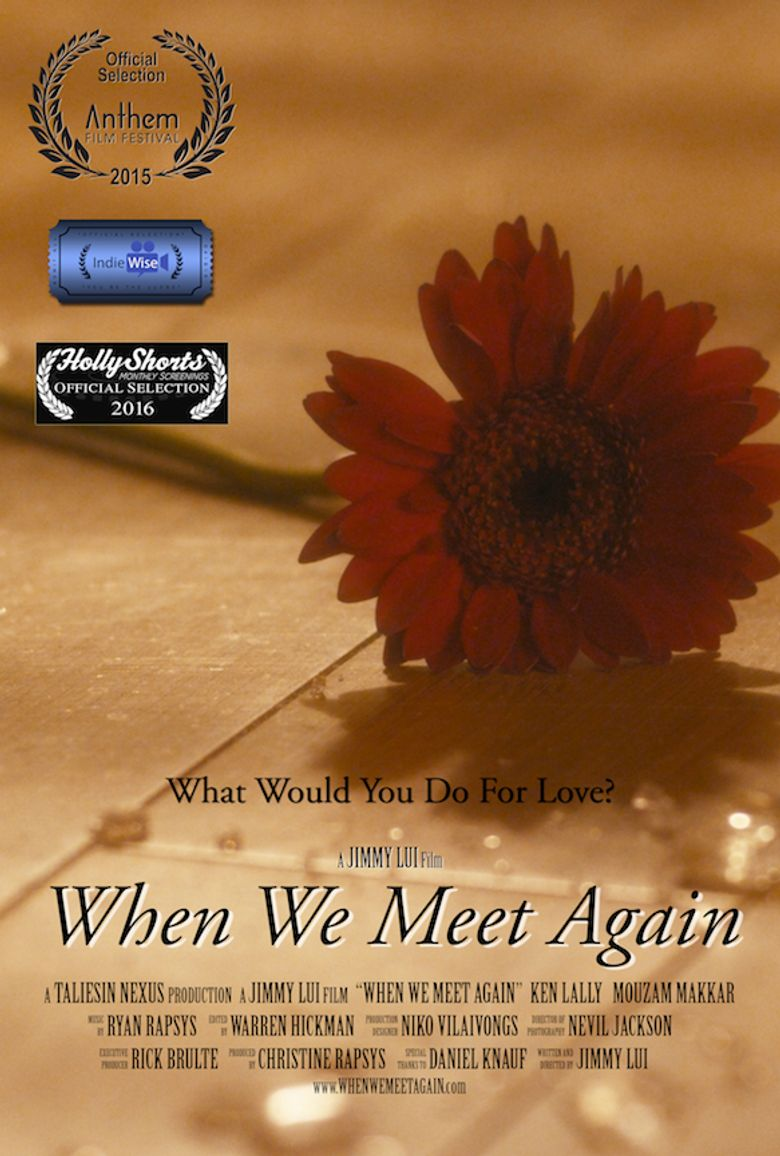 When We Meet Again Poster