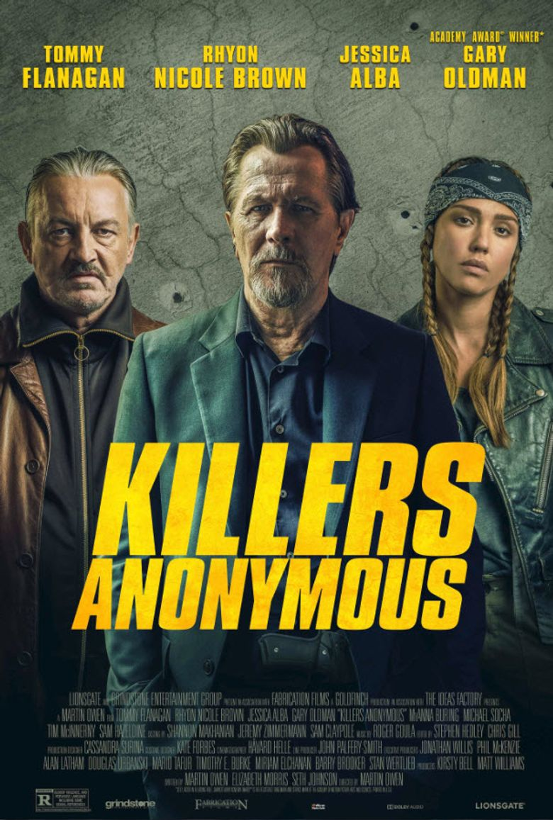 Killers Anonymous Poster