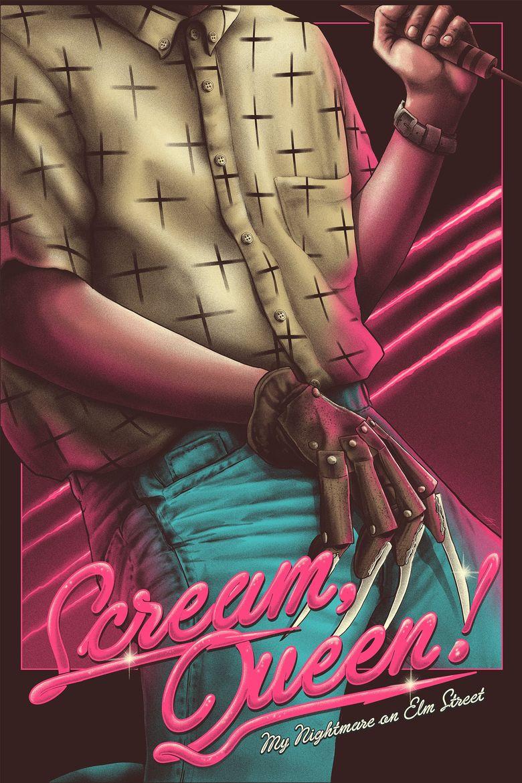 Scream, Queen! My Nightmare on Elm Street Poster