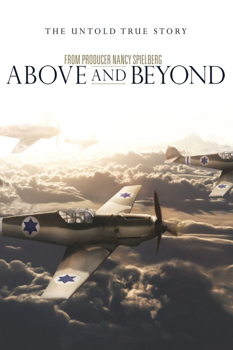 Above and Beyond Poster