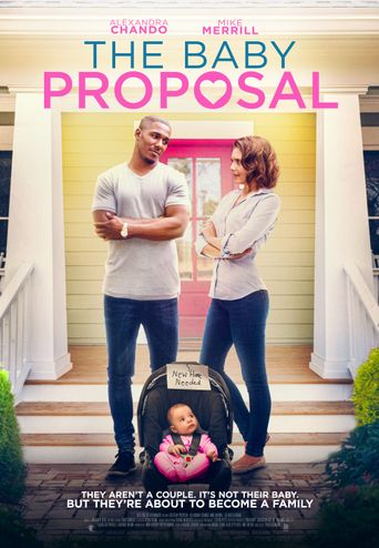 The Baby Proposal Poster